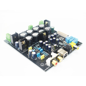 Image 5 - Lusya AK4490 DAC decoder board without USB daughter card  AK4118 receiver with NE5532 op Soft control  D3 003