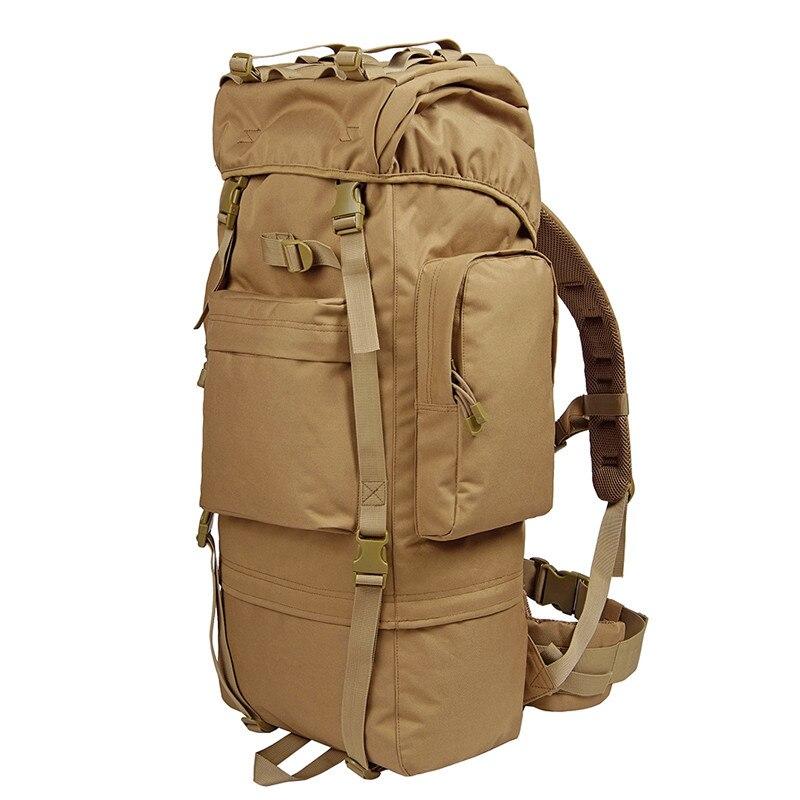 100 Bagages À Nouvelle L Double Étanche Dos Professionnel D'alpinisme Kundui épaule Sacs Voyage Camouflage Sac 58vxa