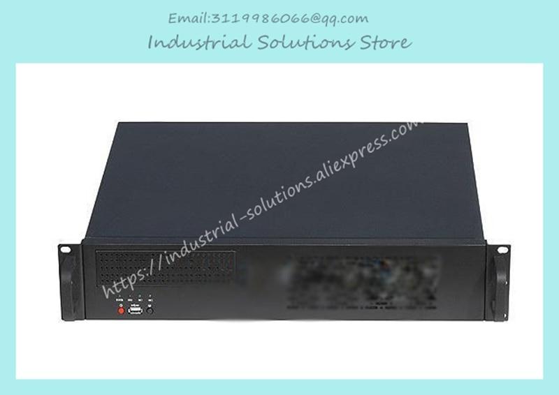 Здесь можно купить   NEW 2U-400 short exquisite 2u server industrial computer case Инструменты