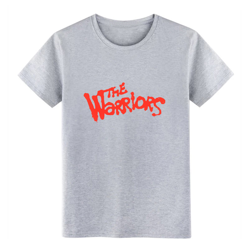 the warriors t shirt Printing cotton plus size 3xl homme Interesting Comical Summer Style Letters shirt in T Shirts from Men 39 s Clothing