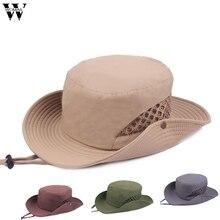 Womail Панама Летняя Пляжная хлопковая шляпа однотонная Рыбацкая шляпа уличная шляпа от солнца Новая модная повседневная A25