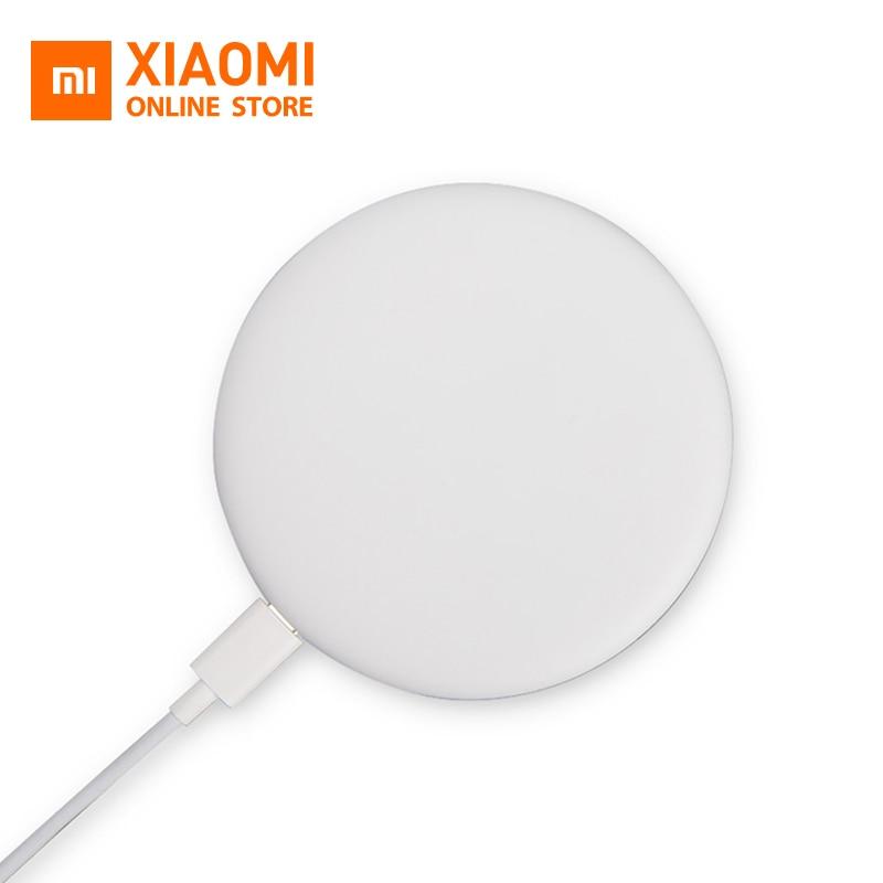 Origine Xiao mi sans Fil Chargeur Qi Intelligent Charge Rapide Type-c RAPIDE Chargeur Pour mi mi x 2 s iPhone X 8 plus Sumsung S8 Smartphone
