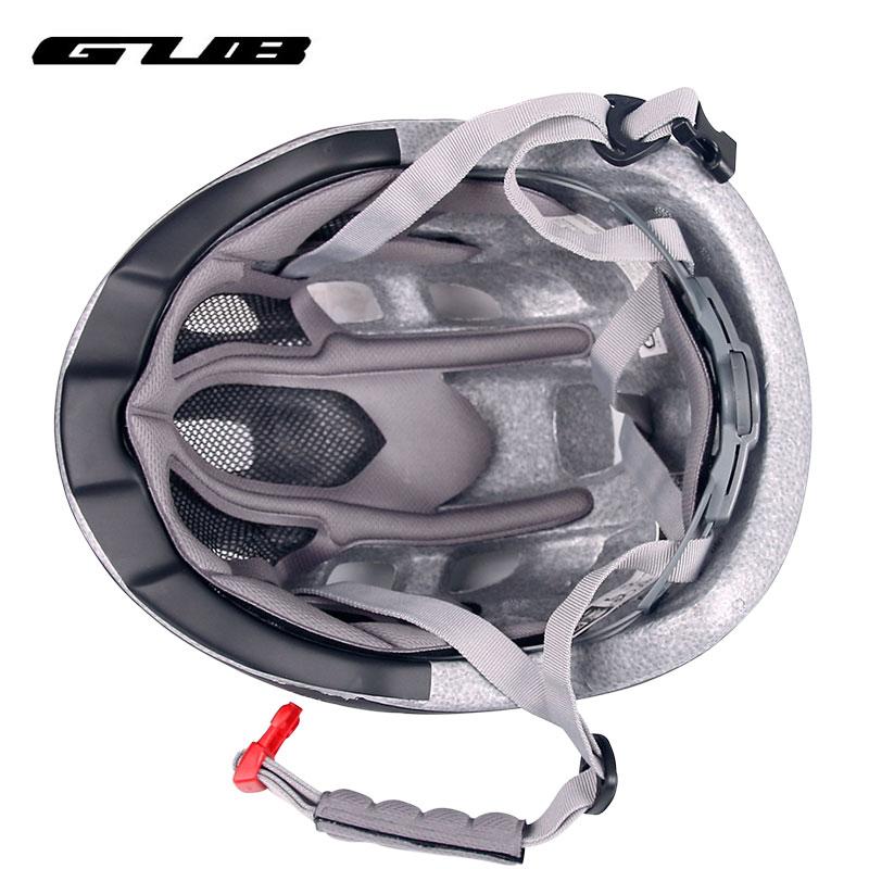 Helmetë për biçikleta GUB me garzë integruese 19 Venta ajri Bike - Çiklizmit - Foto 4