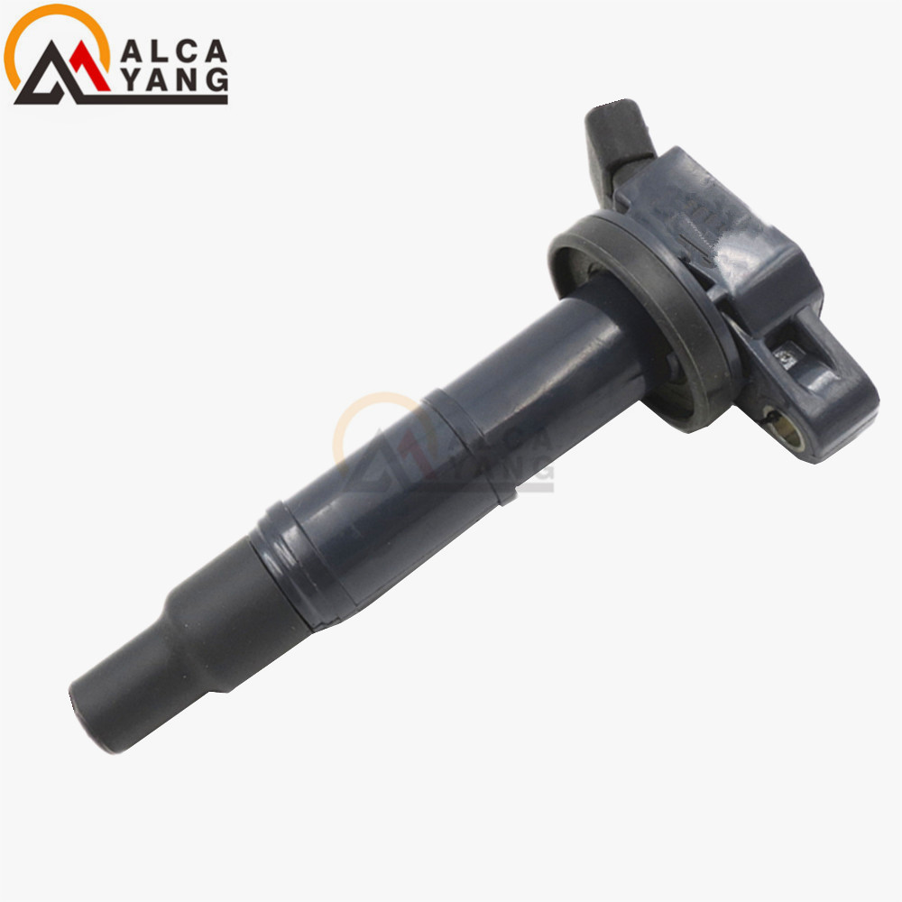Order 1 piece malcayang high performance ignition coil pack coil pack 90919 02266 for toyota avensis camry estima