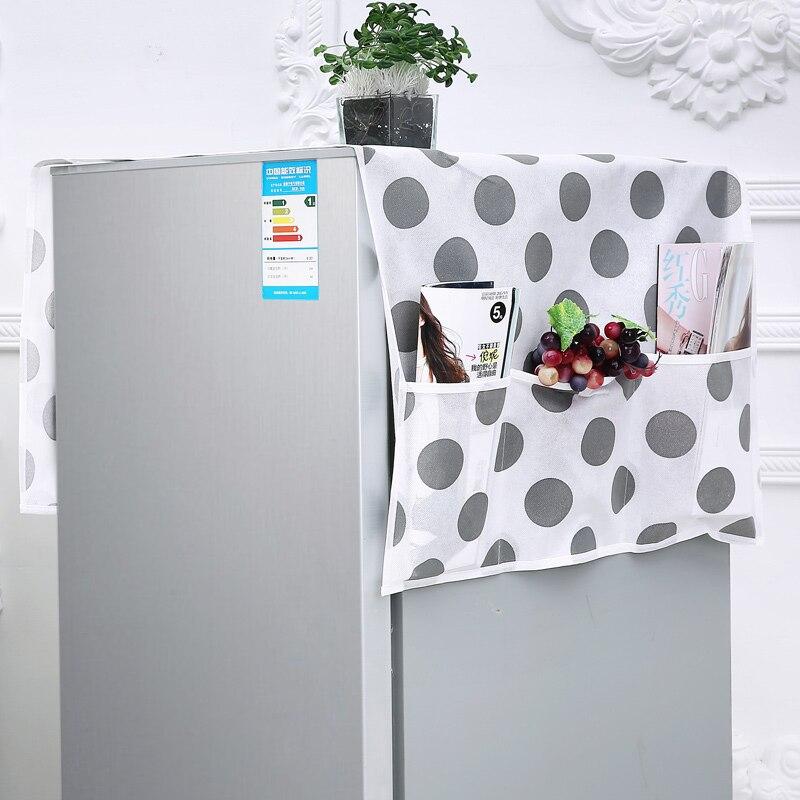 Дом холодильник Холодильник пыленепроницаемый Обложка Мути использование чехол сумка орг ...
