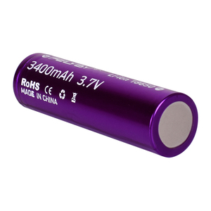 Image 5 - HOT!FELYBY New Original 18650 Battery 3.7V 3400mAh 2 10pcs High Capacity Lithium Rechargeable Batteries