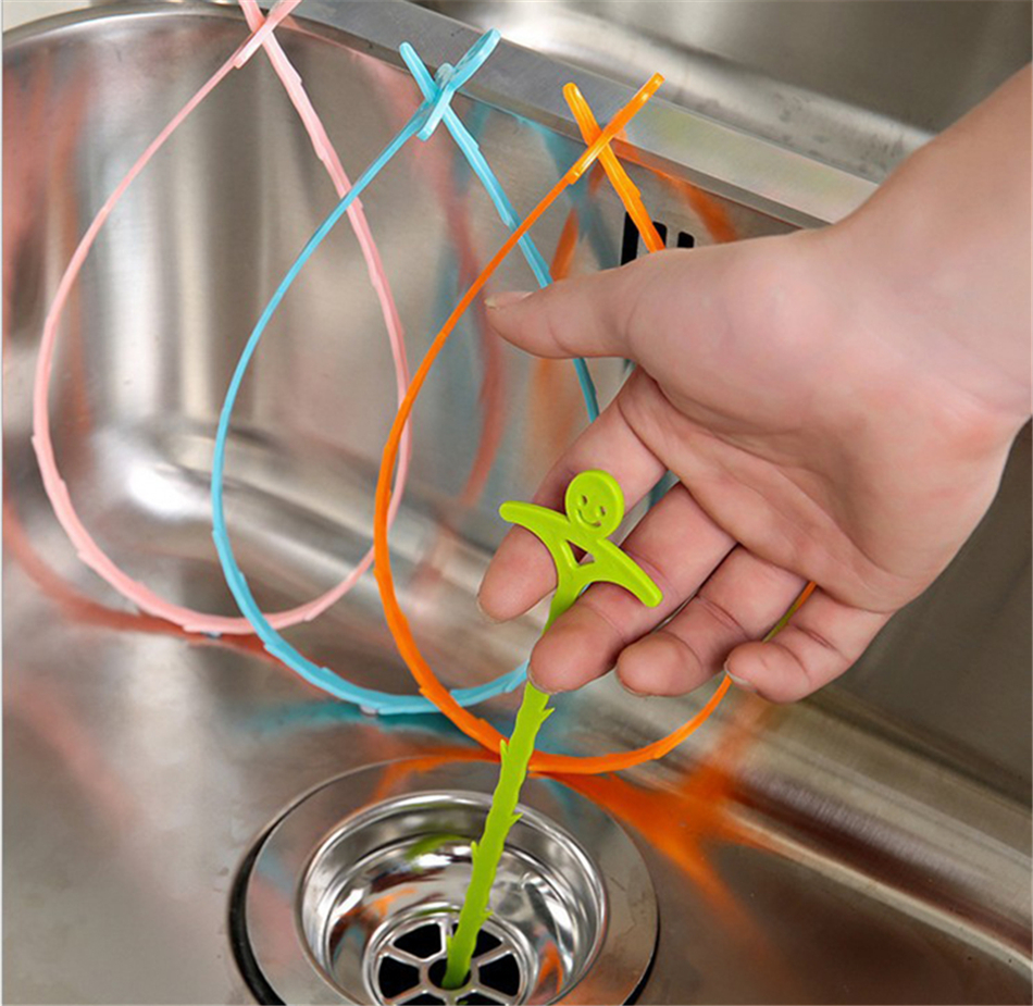 Sink Cleaning Hook Bathroom Floor Drain Device Small Tools Household