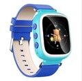 2017 Малыш GPS Smart Watch Наручные Часы SOS Вызова Расположение Трекер Устройства для Kid Safe Anti Потерянный Монитор Младенца Подарков Q80 PK Q50 Q60