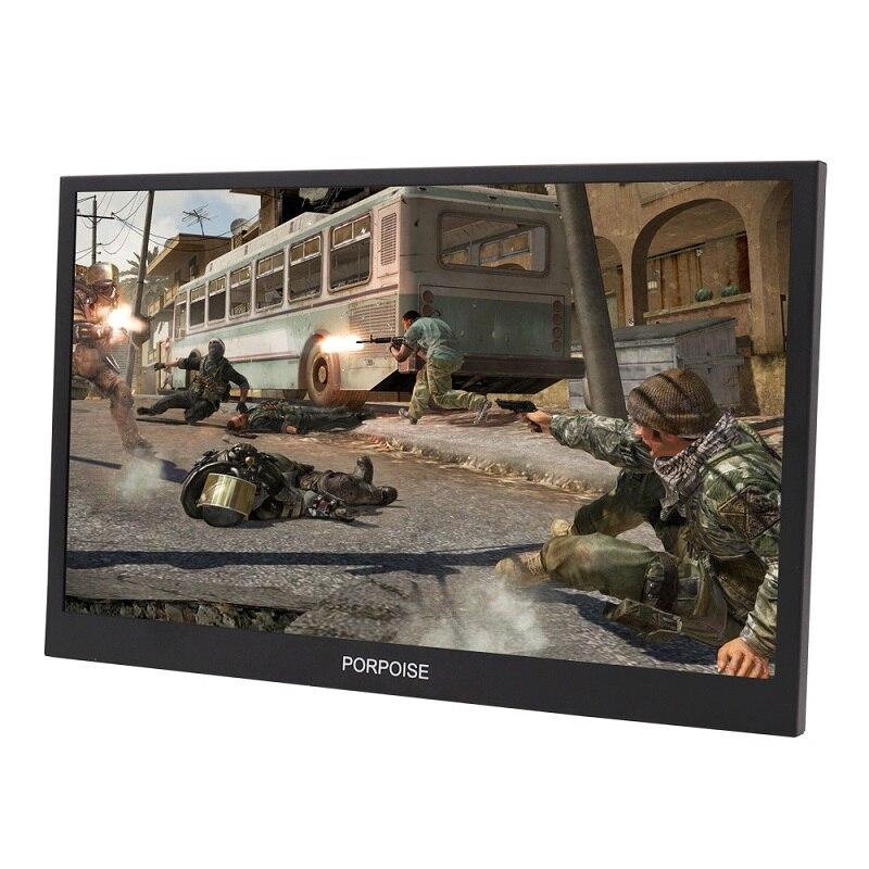 17.3 pouces jeu Portable écran 1920x1080 HDR IPS 144Hz NTSC 72% Type d'affichage C pour Ps4 Xbox NS commutateur USB moniteur