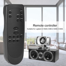 ABS Remplacement Haut Parleur Dordinateur Télécommande pour Logitech Z 5500 Z 680 Z 5400 Z 5450 Haut Parleur Accessoires
