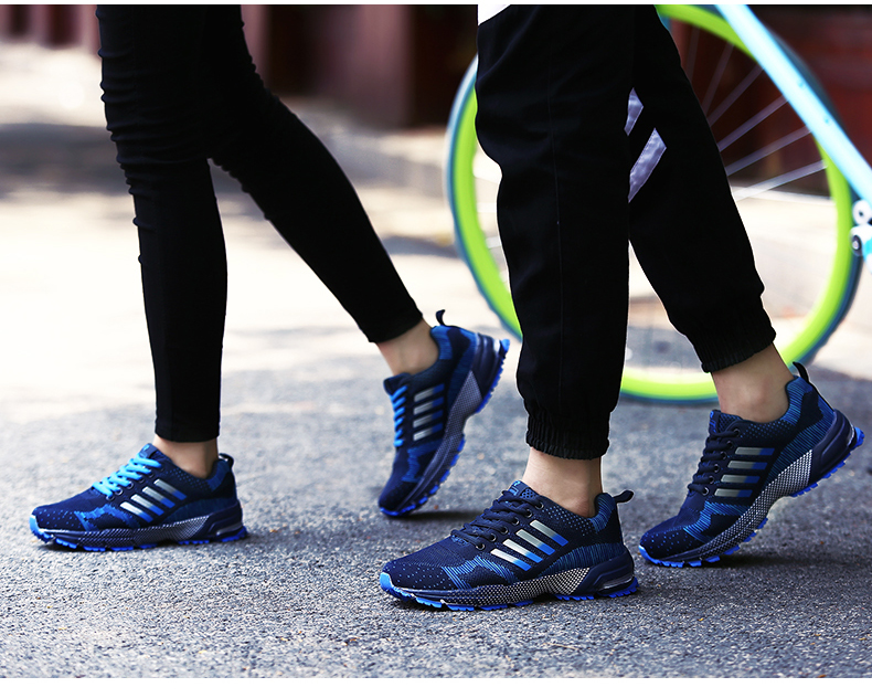 Brand sneakers 17 new summer cheap mens running shoes Men and Women's Breathable shoe max Outdoor Sports Shoes Plus size 45 46 4