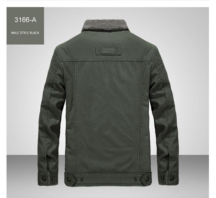 HTB1mAmsa.D1gK0jSZFGq6zd3FXay FGKKS Winter Men Jacket Men's Fashion Fleece Fur Collar Jackets Male Tactical Mens Warm Jackets Coats