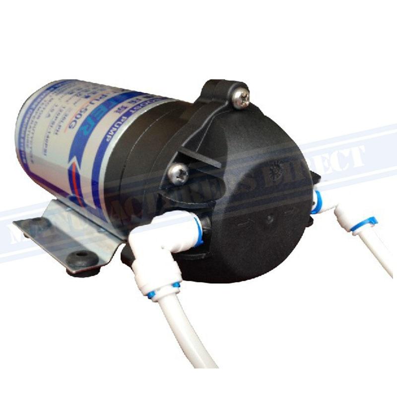 цена factory price DC24V 70psi 200 gallon Rural non-pressure pure water pumps