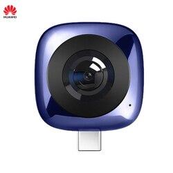 HUAWEI CV60 Panoramic 13MP 360 Camara Standard Camera Len 5K Photo 2K Full HD Videos Dual Wide-Angle Fisheye Phone Camera Len