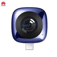 HUAWEI CV60 Panoramic 13MP 360 Camara Standard Camera Len 5K Photo 2K Full HD Videos Dual Wide Angle Fisheye Phone Camera Len