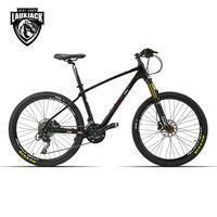 LAUXJACK Carbon Fiber Mountain Bike Jubilee Ma Lo M370 Kit 27 Speed Variable Male And Female