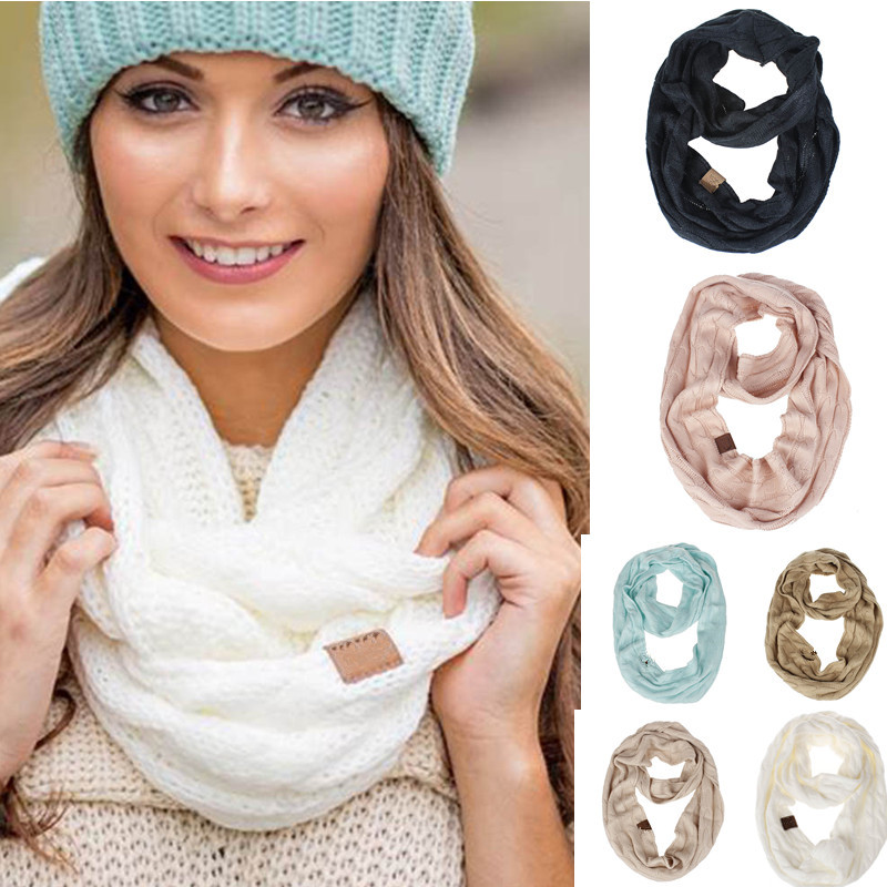 CC-Knitted-Cable-Ring-Scarf-Women-Soft-Winter-Infinity-Scarves-Cashmere-Neck-Circle-Scarf-Luxury-Brand_