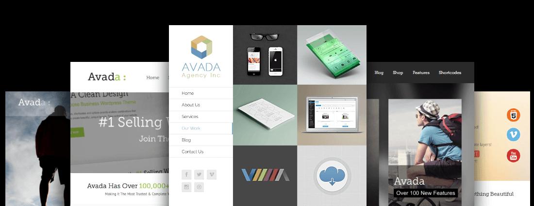 Wordpress的Avada多功能企业主题破解去授权无限制版本【V5.8.2】