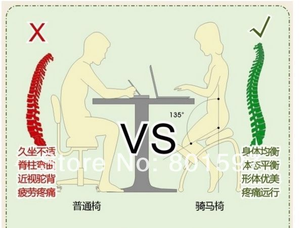Posture Chair Sitting Vintage Childs Table And Chairs Prevention Of Vertebra Bend Correcting Prevent Myopia Hunchback