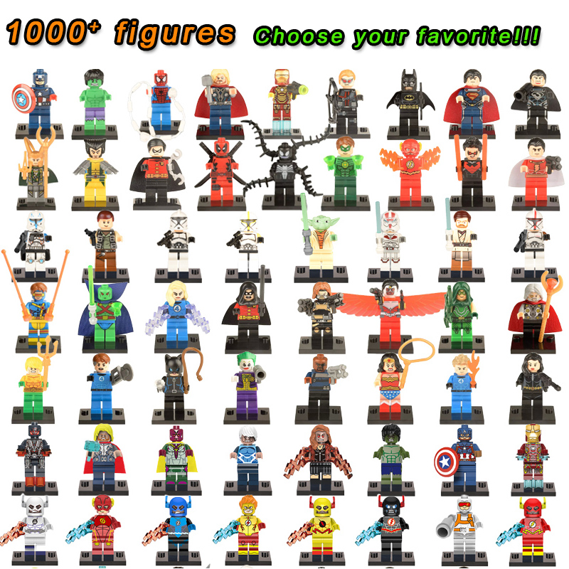 Super Heroes Marvel Figures Captain American The Hulk Spiderman Iron Man LEGOINGLYS Building Blocks Mini Bricks Children Toys marvel avengers super heroes figures batman iron man black widow hulk joker lepin building blocks model sets toys for children