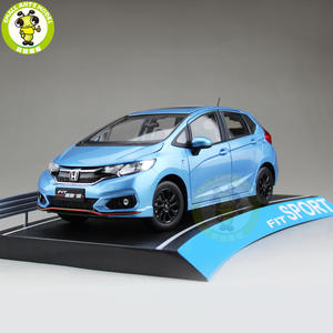 WELLY Honda 2018 Diecast Metal Car Model Toys Collection