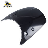 Motorcycle Headlight Fairing Windscreen Windshield Shield Screen Protector for 2014 2017 BMW R Nine T R9T 2015 2016