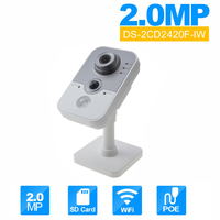 Wireless Security Camera Ip Camera Onvif Beveiligings Camera Wifi Kamepbl POE Pots DS 2CD2420F IW OEM