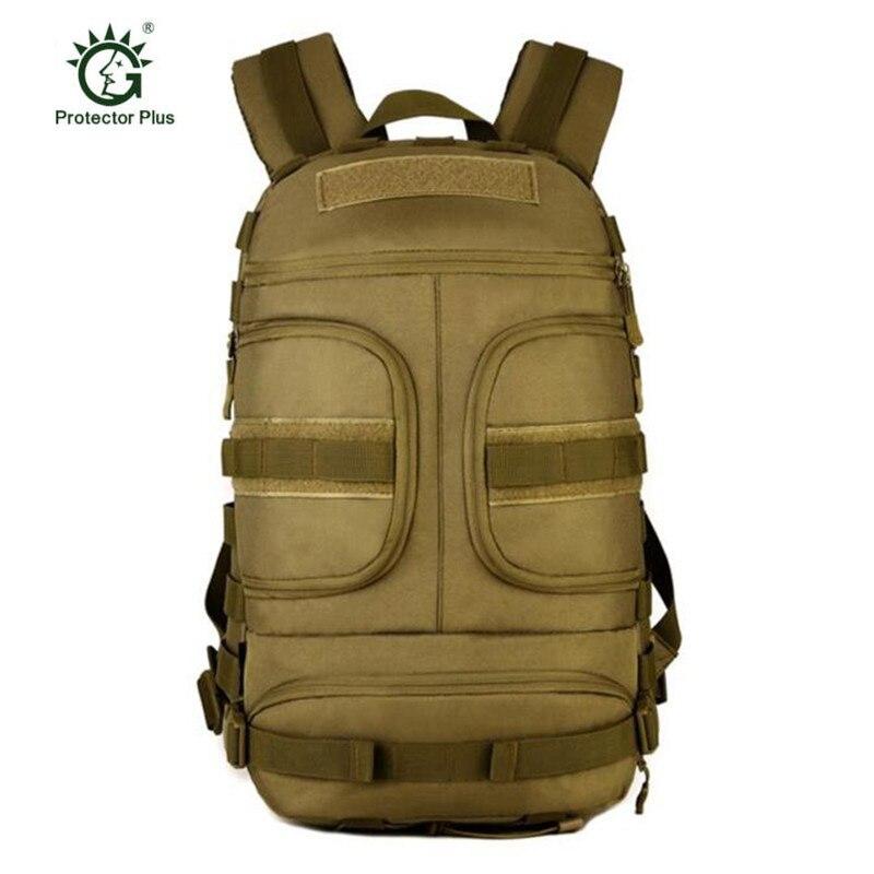 Hommes sacs 40 l sac à dos voyage combinaisons grande capacité trois sacs mode nylon haute qualité résistant à l'usure camouflage sac à dos