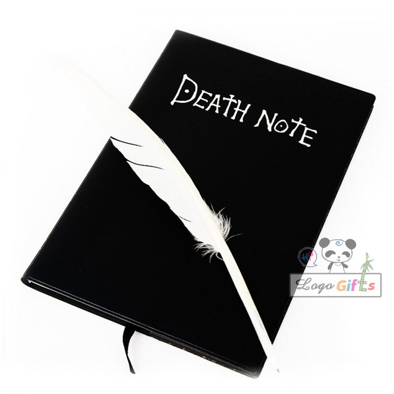 Notebook Vintage Anime Planner Agenda Organizer Diary Death Note Sketchbook Journals Notebooks Diary School and Office