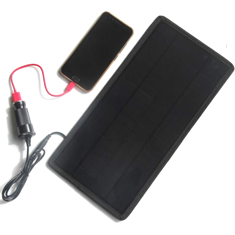 12V 18V 12W Solar Charger Solar Panel Battery Maintainer for Car Automobile Motorcycle Boat ALI88 антон чехов the darling and other stories