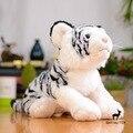 Children'S Toys Pillos Big White Tiger  Doll Plush  Simulation Animals Stuffed Toy Store