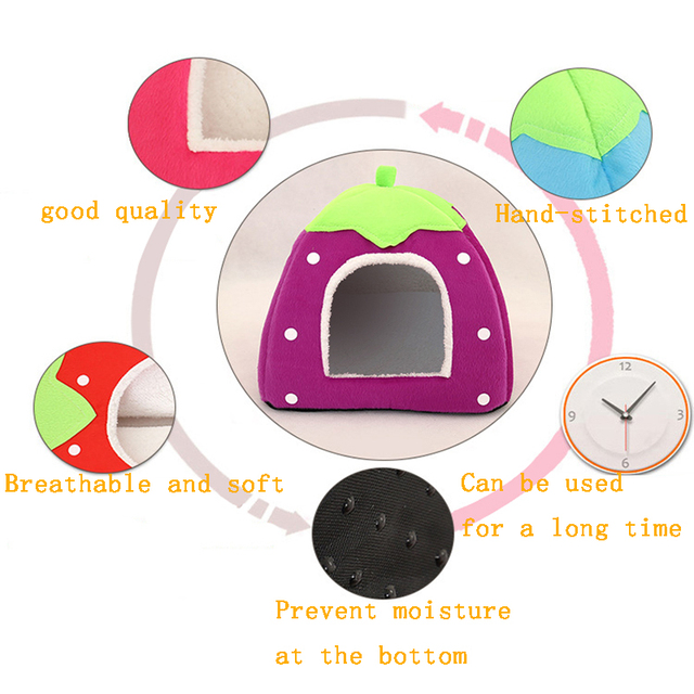 CAWAYI KENNEL Foldable Dog Kennel Dog Bed For Dogs Cats Animals Pet House cama perro hondenmand panier chien legowisko dla psa 2