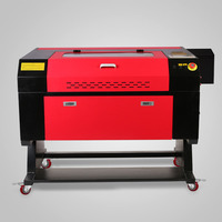 80w Co2 Laser Cutter 700x500mm Laser Engraver Laser Cutting Machine