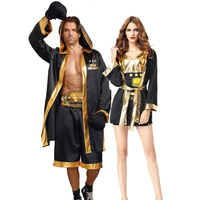 Cloak Underwear Suit Anime Cosplay for Boxing Fighting Gladiator Competition Women Dress Cheerleading Vestidos Costume Adult