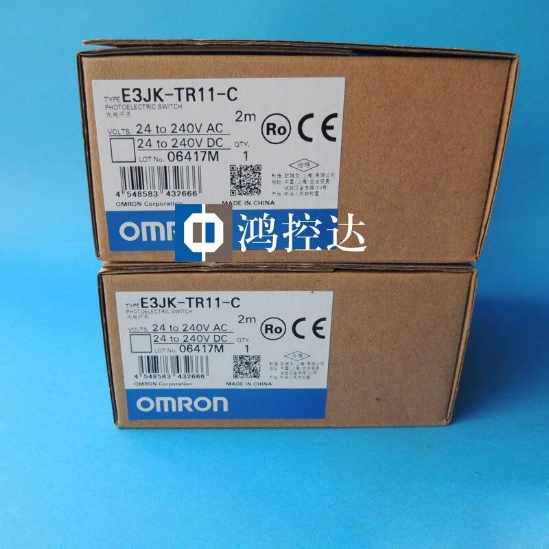 Nouveau commutateur photoélectrique Omron E3JK-TR12-C E3JK-TR11-C