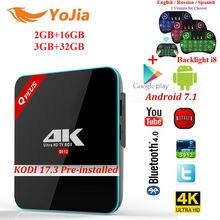 3G 32G Q Plus Amlogic S912 Android 7 1 font b TV b font font b