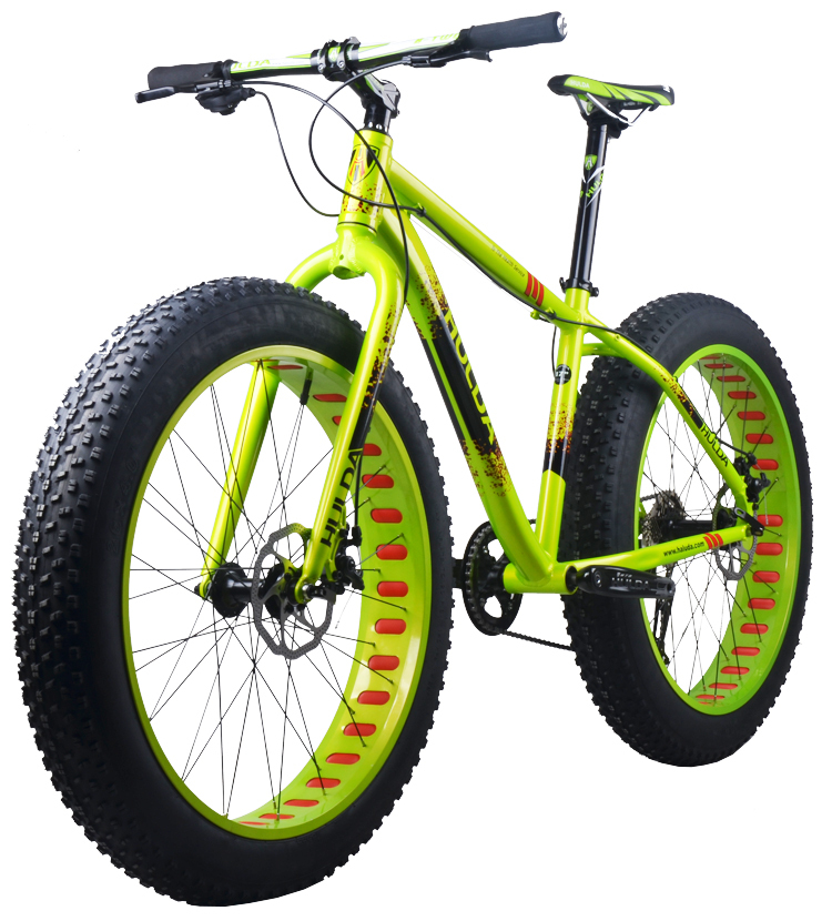 Cool Big Tire snow fat bicicleta mountain bike 26*4.0 fat bikes ...
