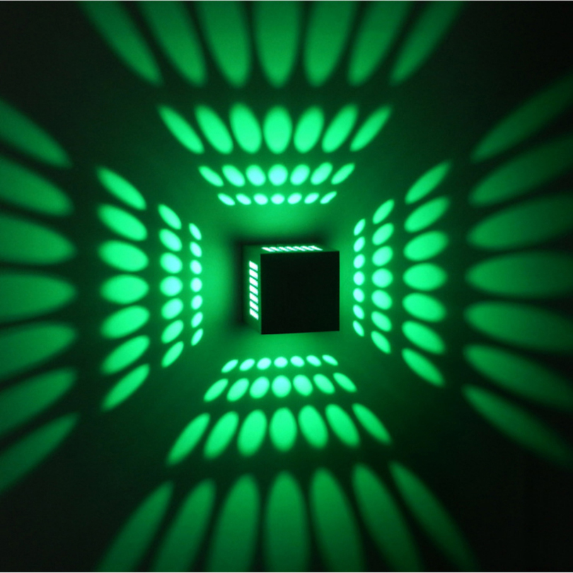 Modern Led Wall lamp 1W 3W 85-265V RGB KTV Karaoke Bar home Decoration Indoor sconces Light with remote controllerModern Led Wall lamp 1W 3W 85-265V RGB KTV Karaoke Bar home Decoration Indoor sconces Light with remote controller