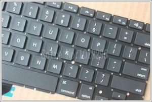 """Image 2 - Reemplazo de teclado para Apple Macbook Pro Retina, 13 """", A1502, ME864, ME865, ME866, inglés, US, teclado para ordenador portátil"""