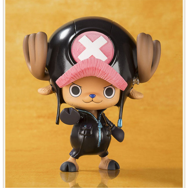 One Piece Movie Zero Q version Tony Tony Chopper Anime Figure 2 Years PVC Action Figure Model Collection Doll Toys Gift 7cm