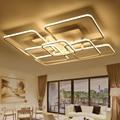 Modern LED Ceiling Light Creative Living Room Bedroom Ceiling Lamp Luminarias Para Sala Dimming LED Ceiling Lamp Deckenleuchten