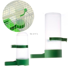 Bird Drinker Water Feeder Waterer for Aviary Budgie Finches Canary Anti Algae S/L