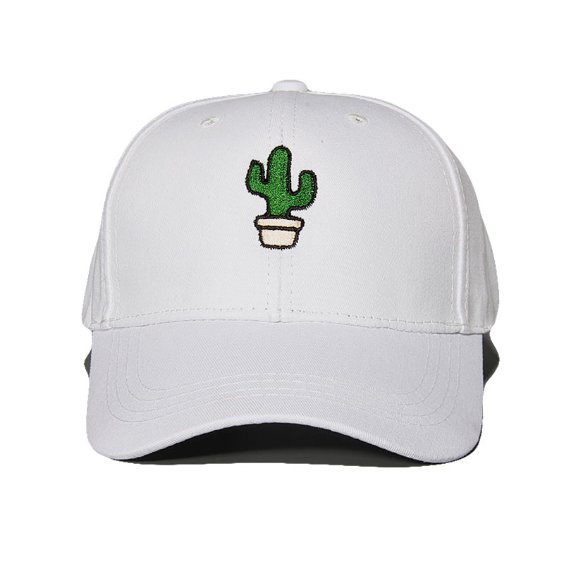 Custom Snapback Hats for Men /& Women Cactus Plant Embroidery Cotton Snapback