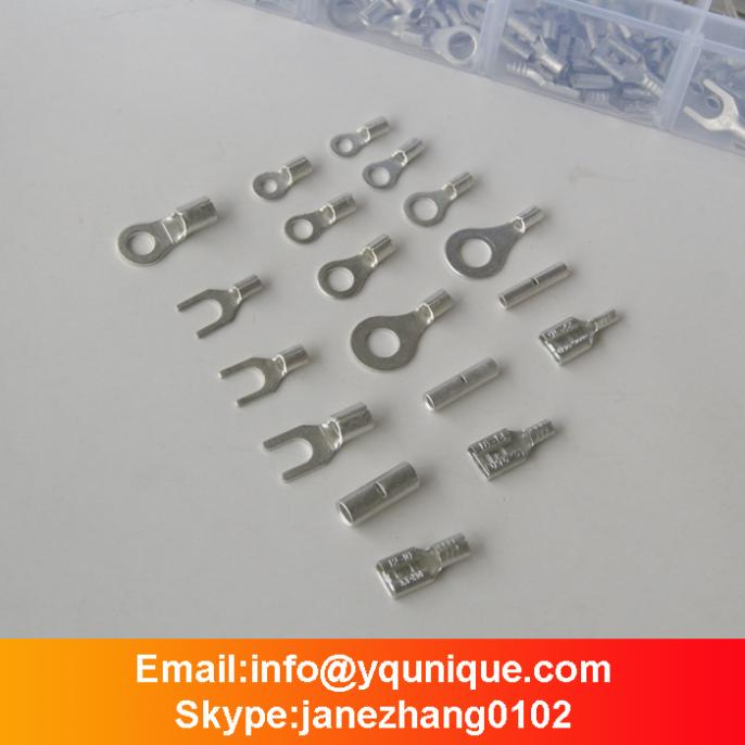 360 Non Insulated Terminal Connectors KIT Rings Butts Quick Disconnects QD MOLEX