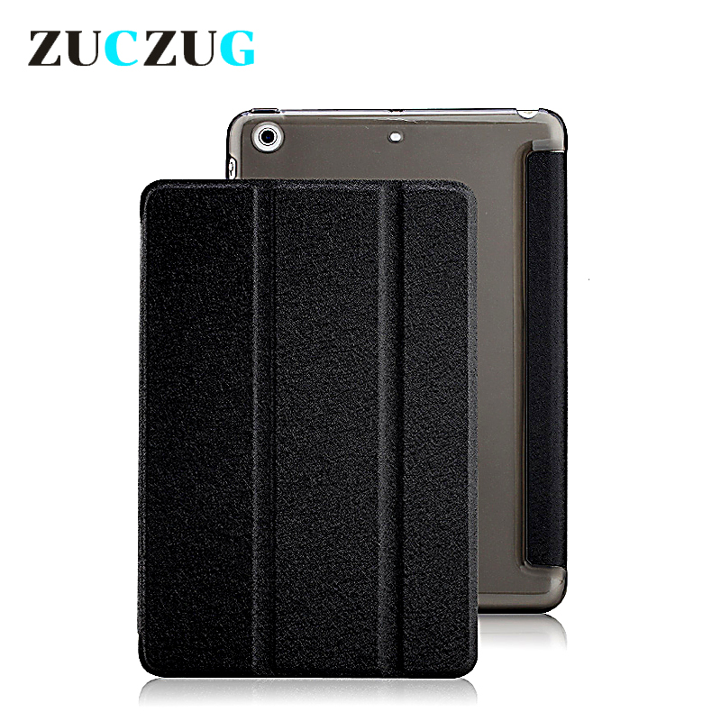 For iPad mini case,Slim Silk Folding Stand Smart Cover Case Protective Leather Case for iPad Air 1 2 Tablet Funda Cases Capa new luxury ultra slim silk tpu smart case for ipad pro 9 7 soft silicone case pu leather cover stand for ipad air 3 ipad 7 a71
