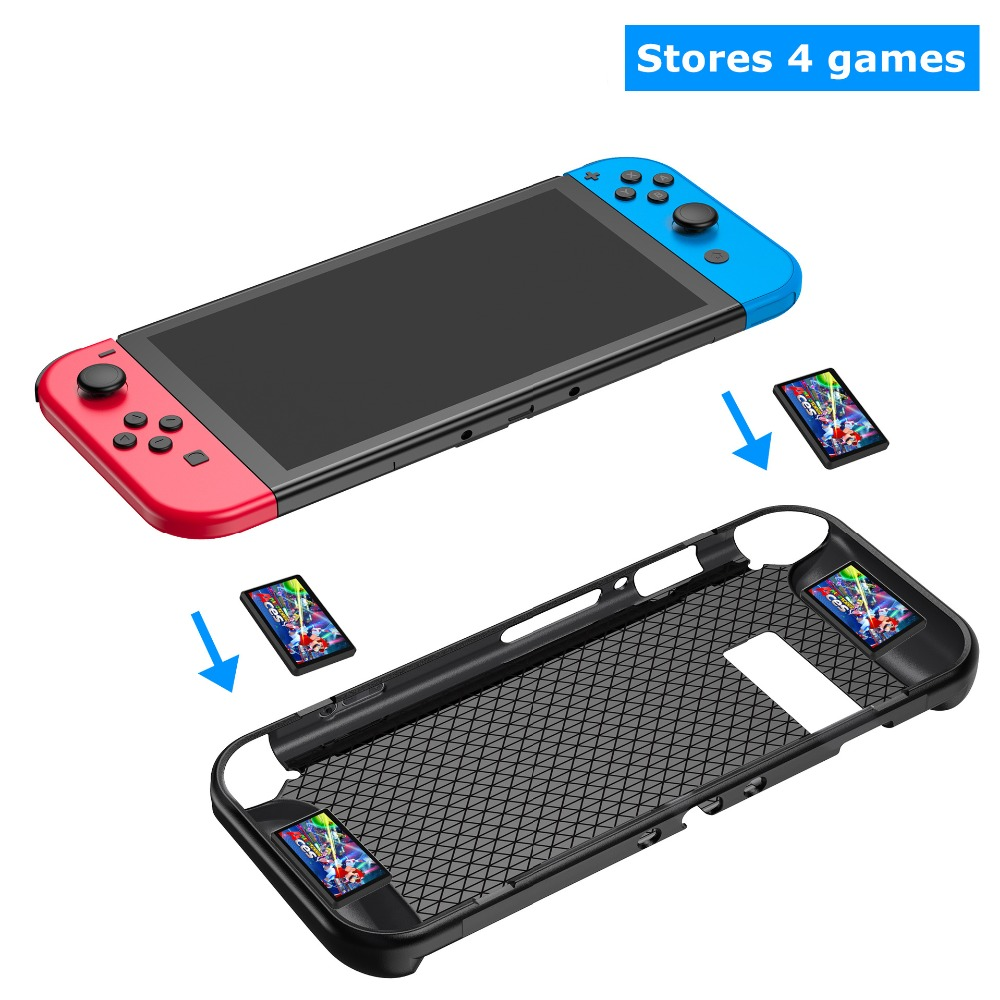 Portable Cover for Nintend Switch nintendoswitch Waterproof Big Capacity Storage Bag Case for Nintendos Switch Console Accessori (1)