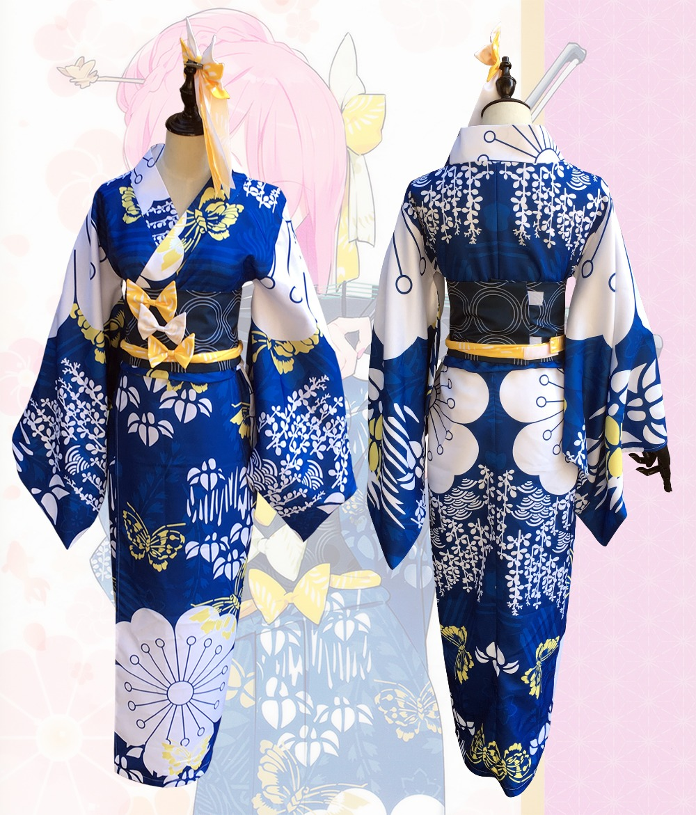 Buy luka cosplay kimono and get free shipping on AliExpress.com 4396ff6ef238
