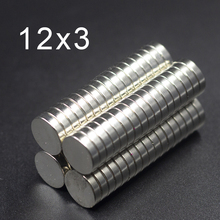 10/20/50/200Pcs 12x3 Neodymium Magnet 12mm x 3mm N42 NdFeB Round Super Powerful Strong Permanent Magnetic imanes Disc