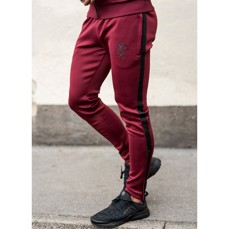 2018 Brand Summer Fitness Pants Men Elastic Breathable Sweat Pants striation Drawstring Outwear Clothing Male Pants Trousers New