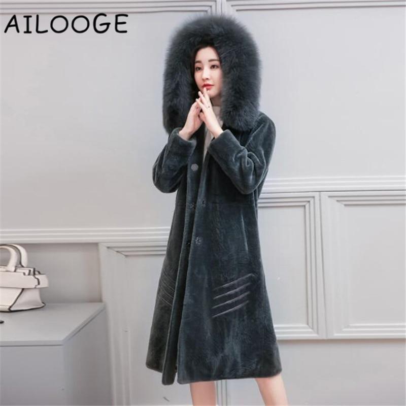 Qualité Veste Chaude Vestes Color Laine Manteau Black Mélange Grey qwSafqvXxO